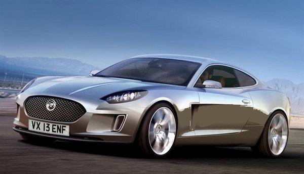 Newer Model Jaguars
