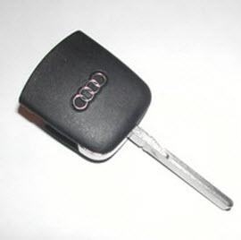 Audi Car Keys Audi Key Duplication Audi Chip Keys - Audi car key