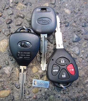 Subaru Car Keys Ignition Key Repair Subaru Chip Keys Oak Lawn